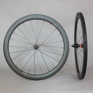 new Carbon Disc Wheelset DT240S Hubs with XDR CX-RAY spoke Carbon Rims 50mm Deep 25mm Wide with UCI Tested
